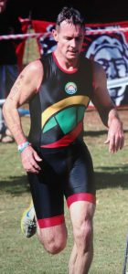 ON TARGET: Paul Elliott did well at the South African Championships in biathle, triathle and laser run. He has been selected to represent the country in all three disciplines later this year and aims to medal for them all